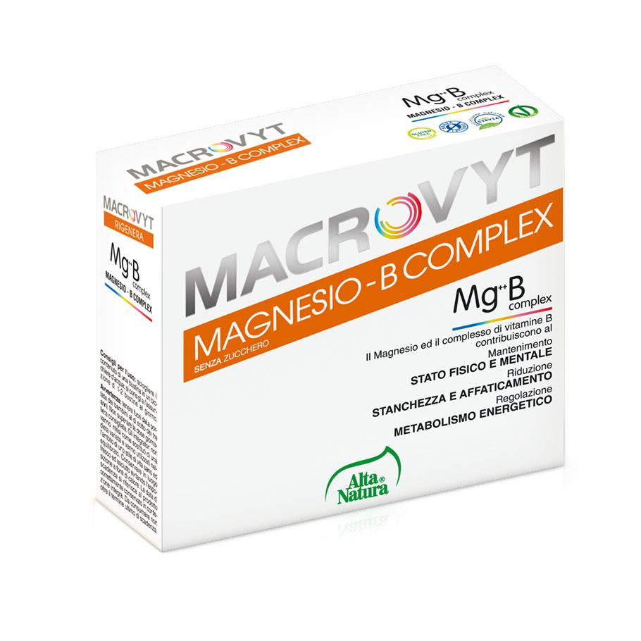 Magnesio B Complex