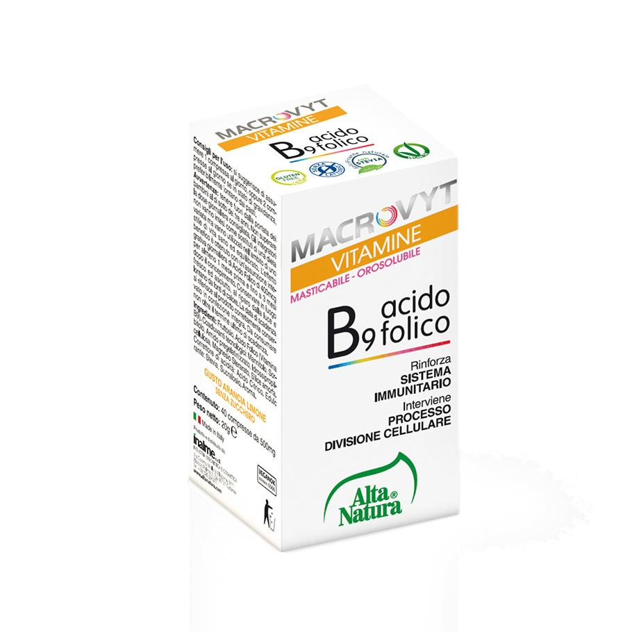 B9 Acido Folico