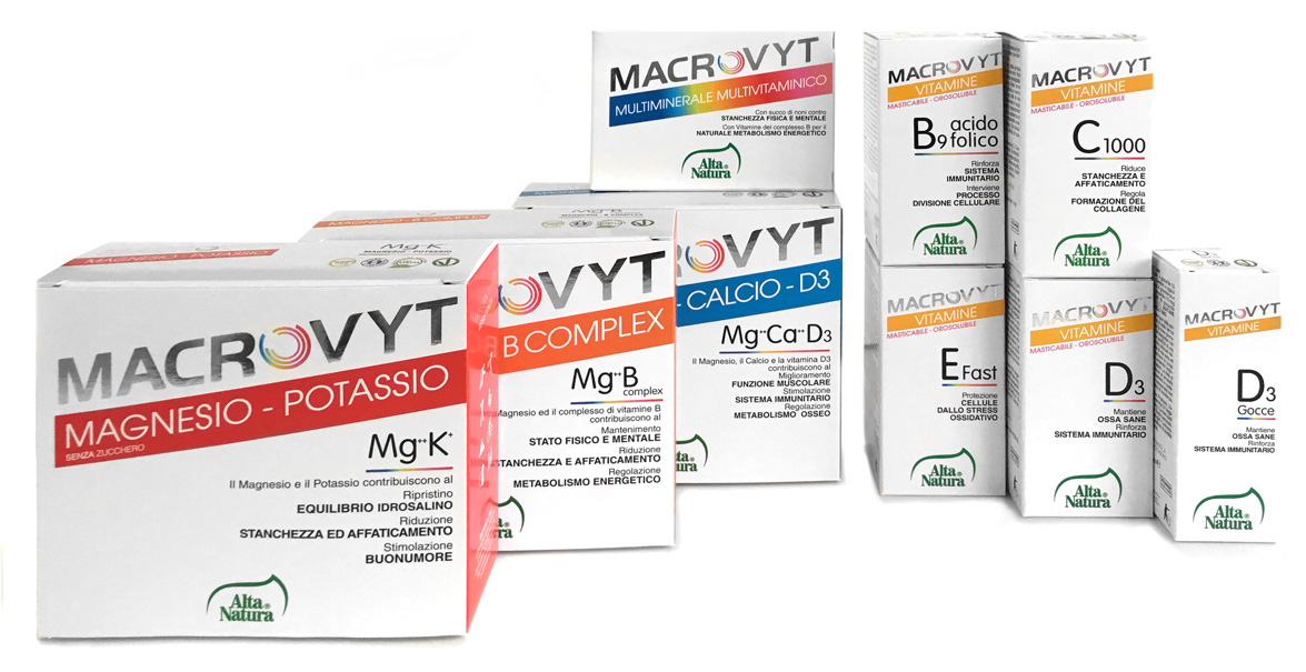 Macrovyt Vitamins and Minerals